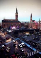 Tilt and shift by Umbrellakid