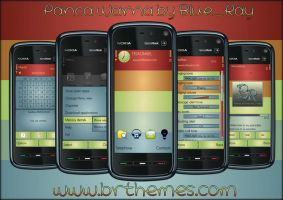 Panca Warna by Blue_Ray by Brthemes