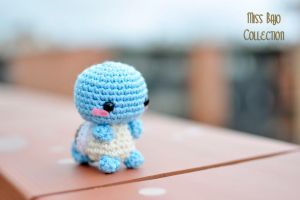 Squirtle by MissBajoCollection