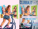 Cover for Clubba Magazine by claudiocerri