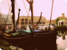 st.catherine's docks by an-neo
