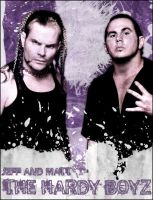 The Hardy Boyz by weebo322
