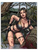 Tomb Raider by  Ebas and Devgear by Kristherion