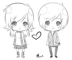 Chibi - Sabrin Kai MOE by Sweet-n-Spicy-Tea