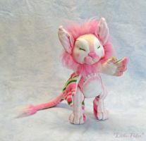 Cotton Candy Cane Leosoar by Lithe-Fider