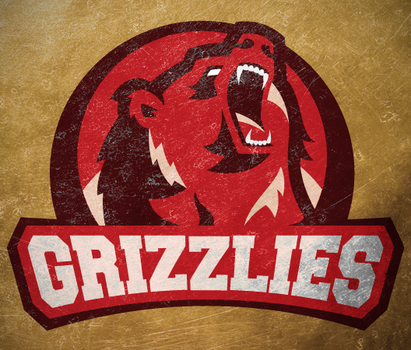 Grizzlies Team Logo by MattyMj