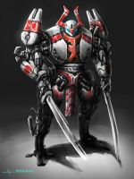 Samurai Bot by AndyND