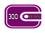300 Points Card by TheRedCrown