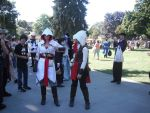 Assassin's Creed Cosplay #2 by Megano2525