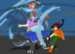 Mega Charizard X TF by Spray-POKA