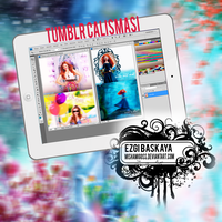 Tumblr Cover Ders and Materials by mishamigoss