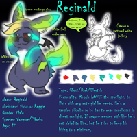 Reginald Ref by Tattletail