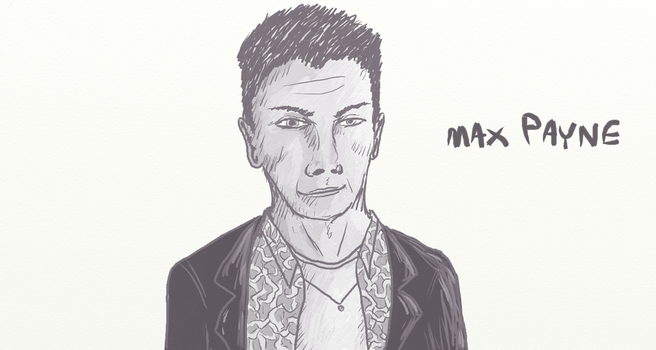 Max Payne by thespacesbetweenall