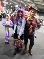 Midlands Expo '12 - Ponies 1 by AngelBless