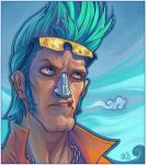 franky FTW by questionstar