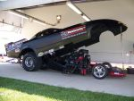 Ray Drew's Funny car by PhotoDrive