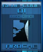 Blue Code 01 - Closed Folder by aroche