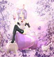 Happy Easter by Rinine