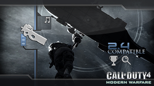 Call of Duty 4 2.4 Theme by Draicus