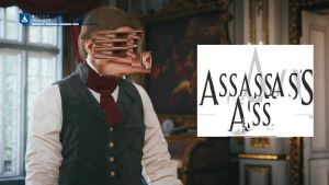 the new assassin's creed: assasssass ass by meowIy