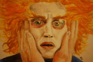 Have I gone mad closeup by Mirish