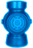 Blue Lantern Battery 2 by KalEl7