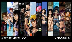 DeviantWork 2013 by ADstudi0
