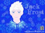 Jack Frost Smiling by Richmen