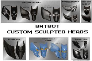 Batbot Head Detail by advs14u2nv