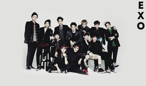 EXO wallpaper by AnnisELF
