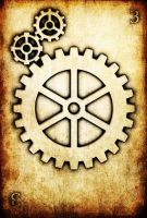 WRD: Three of Cogs by TormentedArtifacts