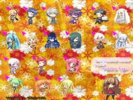 Vocaloid Cursor Pack 2 by Shana-chan07