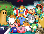 Kirby's Dream Land 3 by Torkirby