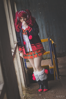 Cosplay - Clover by Evadoll