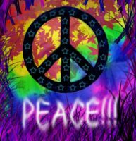 PEACE by Rauko