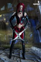 Bloodrayne by cosplayerotica