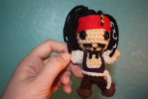 Captain Jack Sparrow by ScribblesLover
