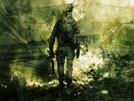 Call of Duty:Modern Warfare 2 by Karkan