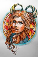 Aries by DariaGALLERY