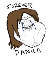 FOREVER PANICA by Chibi-Angelwolf-chan