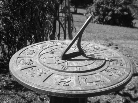 Sundial by clumsyperson