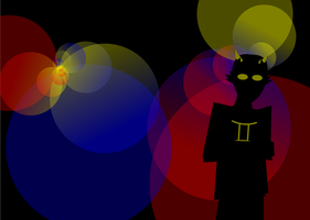 My Sollux Wallpaper by KindCritic