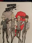 5 Seconds of Summer by The-Outcast1
