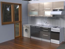 little kitchen project by dodospambot