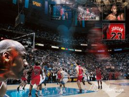 His Airness by genesis01