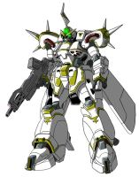 MS-19 Dolmel by unoservix
