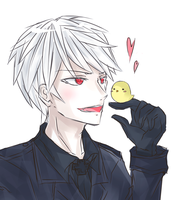 prussia + gilbird by K-VO