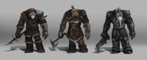 Borgtonni concepts by corndoggy