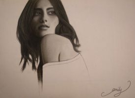 Charcoal Exercise by Amenite