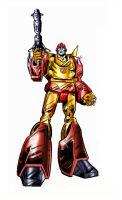 Rodimus Prime by Simon-Williams-Art